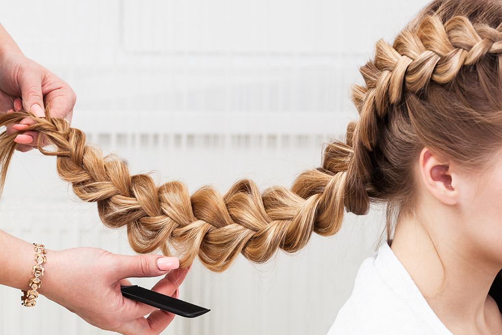 Beautiful Braids - Hair Illusion